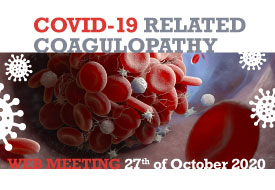 Course Image COVID-19 RELATED COAGULOPATHY