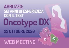 Course Image ABRUZZO: sei anni di esperienza con il TEST Oncotype DX®