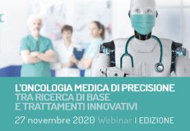 Course Image L'ONCOLOGIA MEDICA DI PRECISIONE tra ricerca di base e trattamenti innovativi