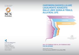 Course Image Carcinoma Basocellulare localmente avanzato: dalle linee guida ai trials, alla real life