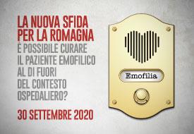 Course Image La nuova sfida per la Romagna. É possibile curare il paziente emofilico al di fuori del contesto ospedaliero?