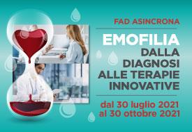 Course Image EMOFILIA: dalla diagnosi alle terapie innovative